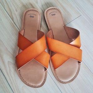 GAP Criss Cross Sandals